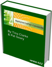 Migrating from FrontPage to Expression Web 4.0.2 Ebook.
